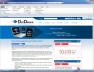 Preview della home page di questo sito con accesso rapido alla modifica delle sezioni